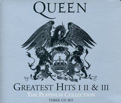 Queen - The Platinum Collection [CD]