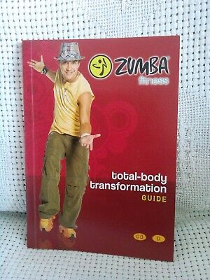 7 original zumba dvds with guide book