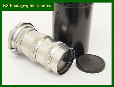 Jupiter-11 135mm F4 Contax RF Mount Lens with Case. Stock No U8135