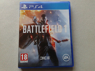 Battlefield 1 PS4 comme neuf