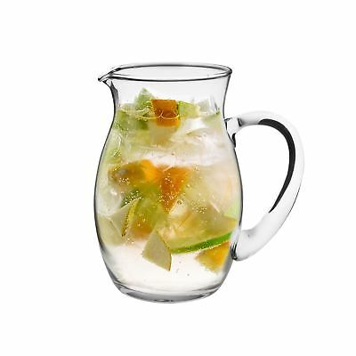 Estilo Glass Water / Cocktail / Juice Pitcher Jug - 1000ml (35oz)
