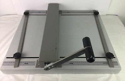 Fastbind Exact Bind C 400 Creaser Commercial Heavy Duty Works Great