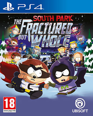 South Park The Fractured But Whole PS4 Game - Brand New!