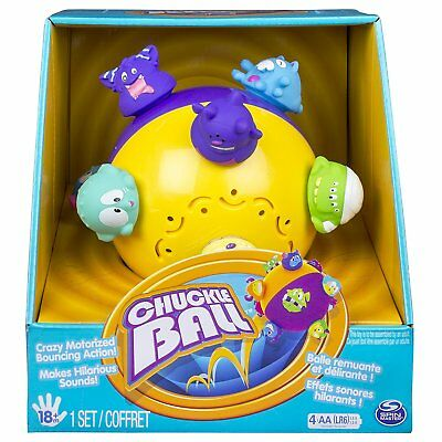 Chuckleball 6037929 - Palla Chuckle Ball PRIMA INFANZIA