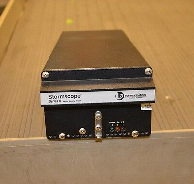 L-3 Communications WX1000+ Stormscope Processor.  78-8051-9160-4