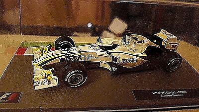 F1 Car Collection - Brawn Gp 01 - 2009 Jensen Button - Model Formula One Car