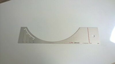 Lenco L75 - Plaque -