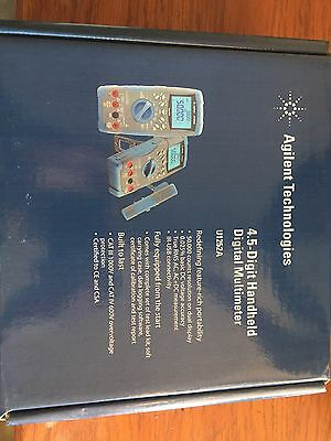 Agilent U1252A With Carrying Case
