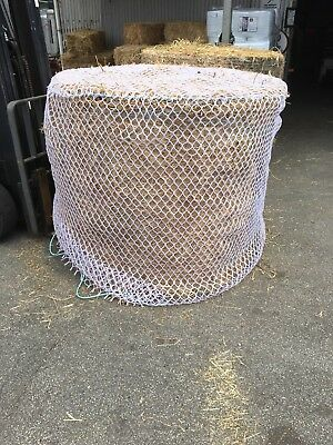 5' Knotless Round Slow Feeder Net-4cm