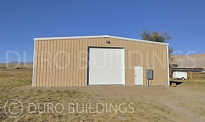 DuroBEAM Steel 75x96x24 Metal Building Custom Prefab Structure Factory DiRECT