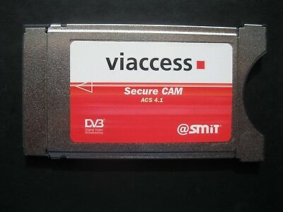New VIACCESS Secure ACS4.1 Satellite TV Conditional Access Module CAM