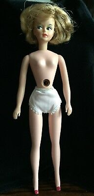 American Doll And Toy Corp Tressy 1963 Blond Doll VTG