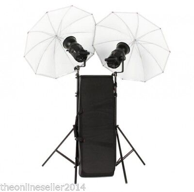 Bowens Gemini 400Rx 2 Head Lighting Kit  BW-4765TXUK