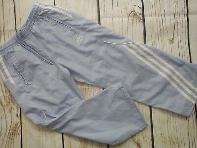 Nice Adidas Boy Girl Tracksuit Trousers Bottom 5 Yrs 4/5 Yrs Exc.condition