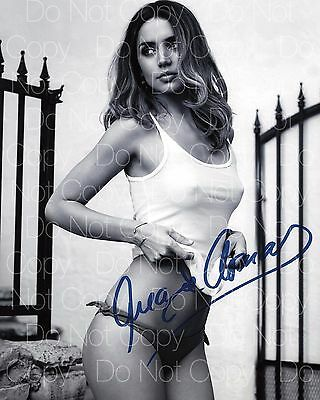 Ana De Armas signed sexy hot beautiful 8X10 photo picture poster autograph RP