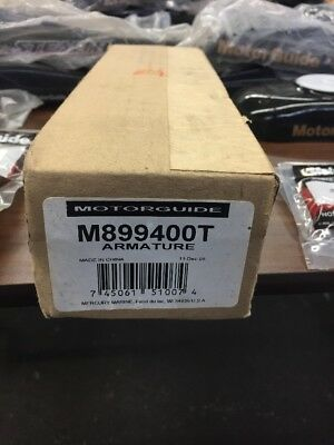 Motorguide M899400T Armature New Unopened In Original Box