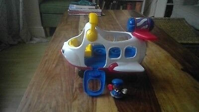 Fisher Price Little People Aeroplane With Sounds