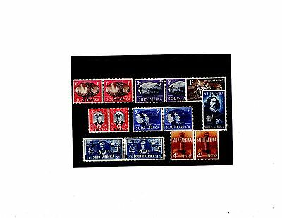 South West Africa stamps mint