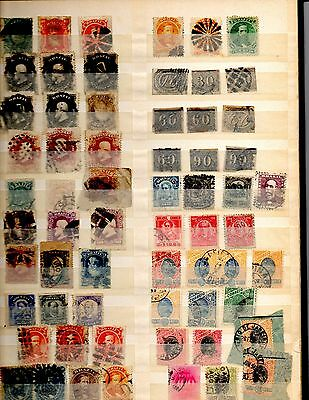 Brazil stamps mint and used