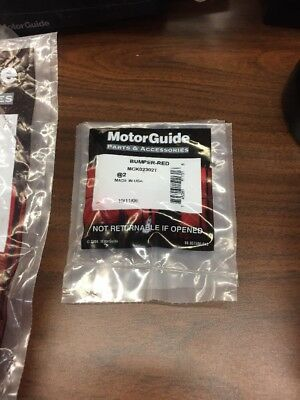 Motorguide Bumper Red Part Number MCK02302T Package Of 2