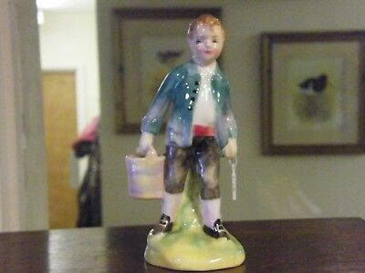 Royal Doulton Jack Figurine  From A  Small Collection Find