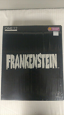 Mezco One:12 Frankenstein Figure - New and Sealed!