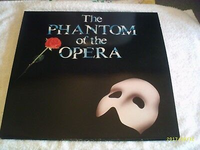 The Phantom Of The Opera - Michael Crawford & Sarah Brightman - Vinyl  2LP Album