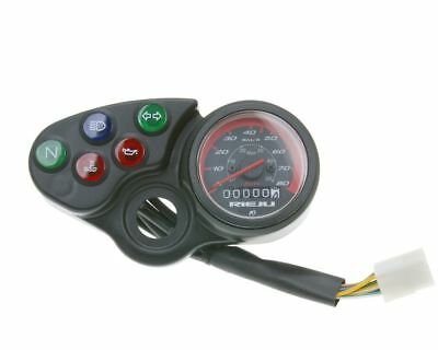 Speedometer (OEM) for Rieju RR 50 98-05, 98-05 Spike