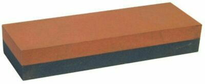 "Norton 61463685643 Combination Grit Bench Sharpening Stone 1"" x 2"" x 6"" Medium"