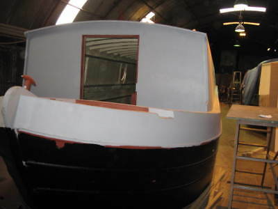 canal widebeam & narrow boat barge builders