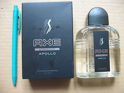 AXE APOLLO Après Rasage After Shave 100 ml, NEUF NEW Homme / Men