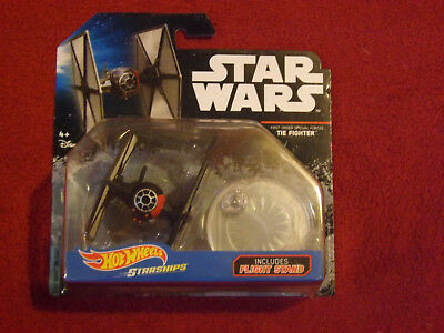 Hotwheels Star Wars First Order Special Forces Tie Fighter