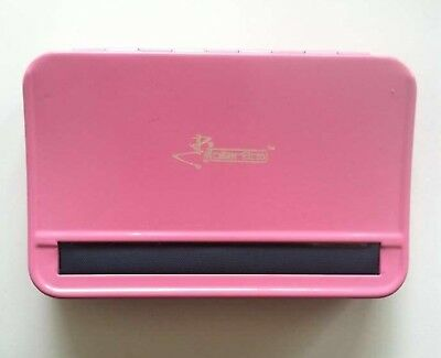 The RollerBox Pink 110mm Automatic cigarette/blunt roller