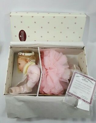 "Ashton Drake So Truly Real Doll ""Brianna the Littlest Ballerina"" Real Doll NRFB"