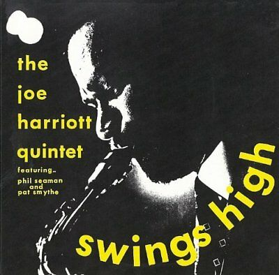 Joe Harriott Quintet : Swings High CD