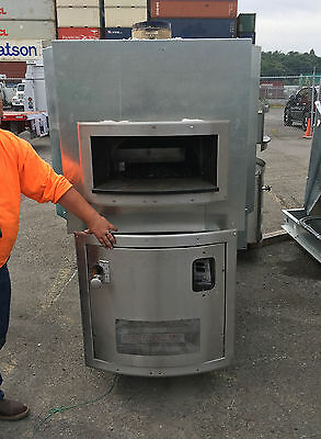 Used Wood Stone Mt. Chuckanut 4' Pizza Oven