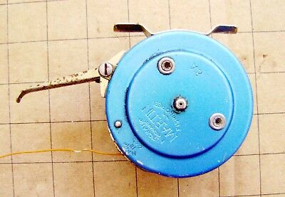 Vintage MARTIN MOHAWK AUTOMATIC FLY FISHING REEL Model 8A