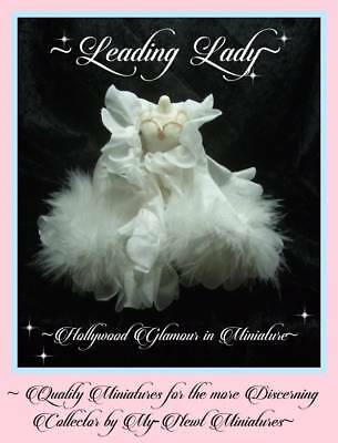 ~Leading Lady~ 'Hollywood Style' Lounging Peignoir Set ~ LOW START ~ by my-newt!