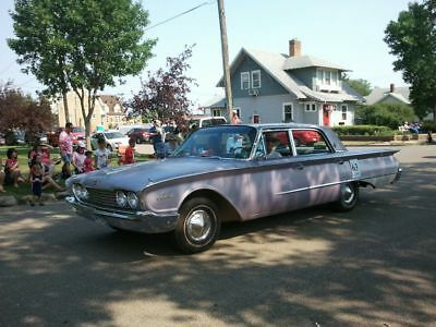 1960 Ford Galaxie  1960 Ford Galaxie, Original