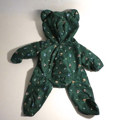 Craft Teddy Bear Case Ready to Stuff Make Your Own Hand Made Sewing Original