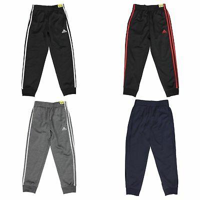 Adidas Athletic Jogger Pants for Boys - Elastic Waistband - 2 Side Pockets