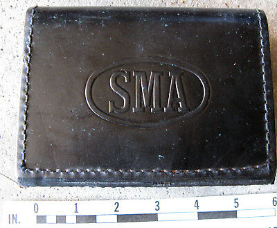 Leather Cartridge Box for Military Academy