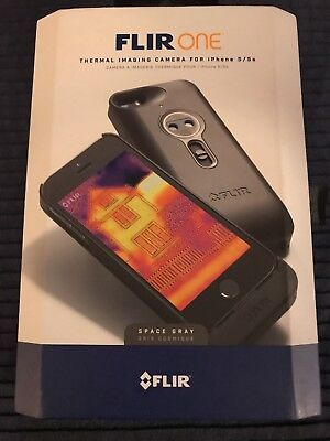 Flir One Thermal Imaging Camera for Iphone 5/5s. NEW
