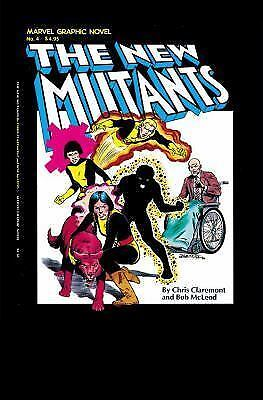 New Mutants Epic Collection: Renewal, Mantlo, Bill, Claremont, Chris