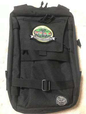 BIOHAZARD Resident Evil BSAA backpack JILL MODEL bag F/S from JAPAN w/Track