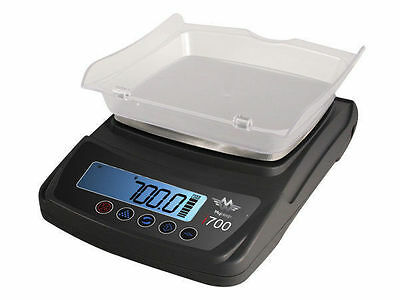 Digital Scale MyWeigh iBalance 700 Gram x 0.1g Compact Kitchen Top Loader i700