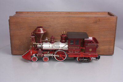 Delton 2221 G Scale Die Cast 4-2-4 CP Huntington Steam Locomotive - #085/Box