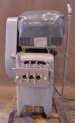 Cherry Burrell A-200A Viscolizer The Super Homogenizer 200 GPH 7.5HP 3000 psi
