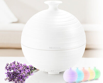 Medisana Aroma Diffusor Led Ultraschall Luftbefeuchter Raumduft Befeuchter Ad620