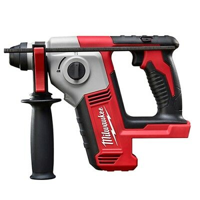 "Milwaukee 2612-20 M18 Cordless 5/8"" SDS Plus Rotary Hammer Bare Tool"